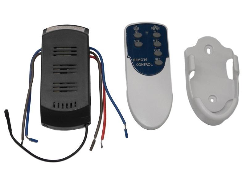 ceiling fan universal remote. ceiling fan remote control rf universal - gen0005002 ceiling fan universal remote