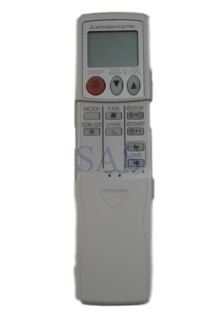 Mitsubishi Electric Remote >> Air Con Remote Control E12915426