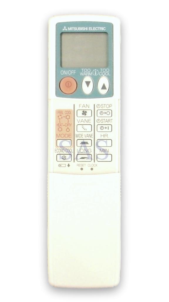 AIR CON REMOTE CONTROL - E12529426