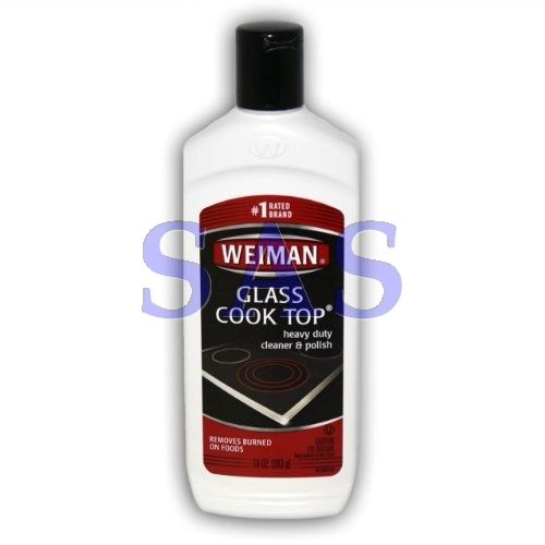 WEIMAN GLASS COOK TOP CLEANER - WEI0000004