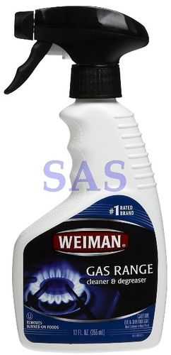 WEIMAN GAS RANGE CLEANER & DEGREASER  - WEI0000010