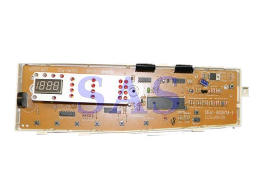 WASHING MACHINE MAIN DISPLAY PCB - MFS-F835-00