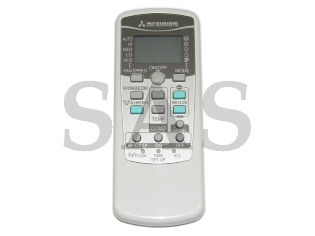 MITSUBISHI HEAVY INDUSTRIES AIR CONDITIONER REMOTE RKW502A200