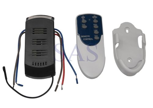 CEILING FAN REMOTE & RECEIVER KIT UNIVERSAL