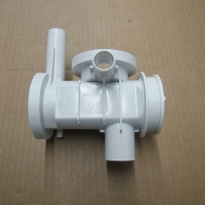 SAMSUNG WASHING MACHINE PUMP CASE HOUSING - DC61-02271B