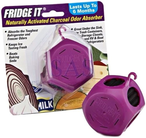FRIDGE IT CHARCOAL ODOR ABSORBER