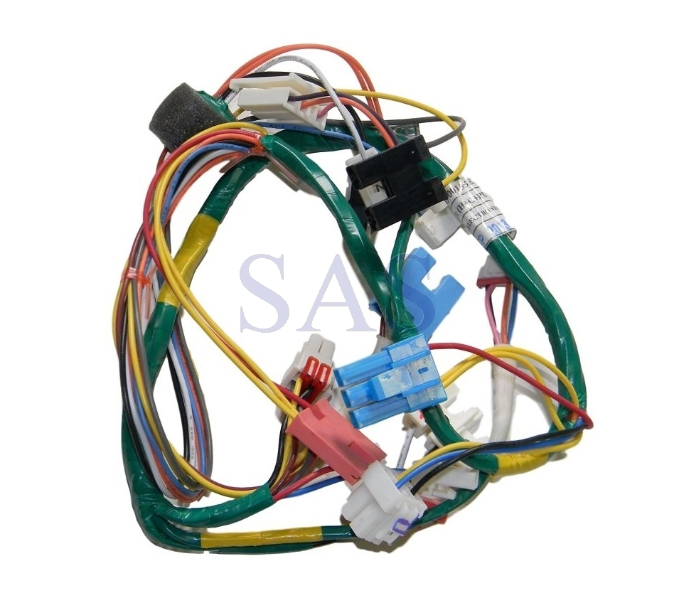 Samsung Wiring Harness Diagram Electric Oven Wire Washing Machine Type 3 4 Kit Dc93 00155ewashing