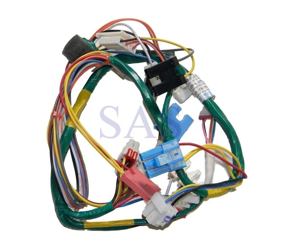 samsung washing machine wire harness type 3 4 kit dc93 00155e rh  sydneyappliance com au Wiring Harness Diagram samsung washing machine wiring  harness