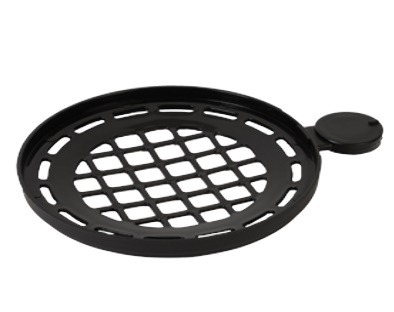 TOASTER BLACK COOKING TRAY EGG - SS187172