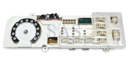 WASHING MACHINE ASSY PCB SUB - DC92-01624A