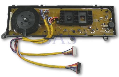 WASHING MACHINE ASSY PCB SUB - DC92-00619A