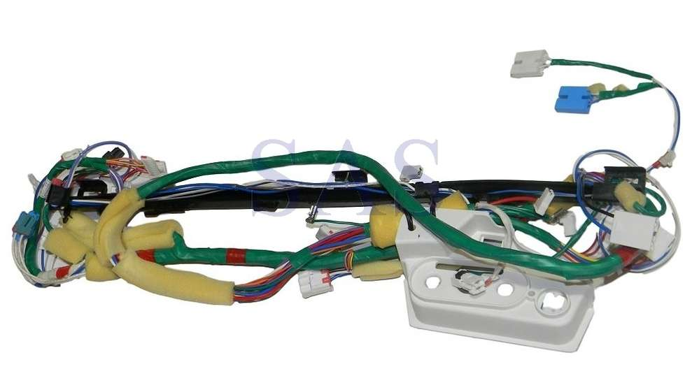 SAMSUNG WASHING MACHINE ASSY M. GUIDE WIRE HARNESS - DC93-00229D