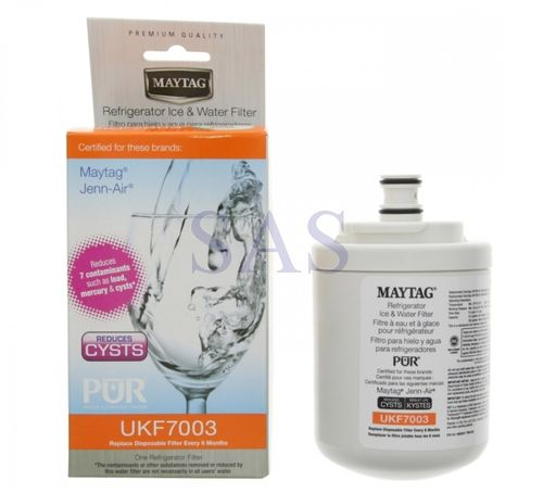 REFRIGERATOR WATER FILTER - UKF7003